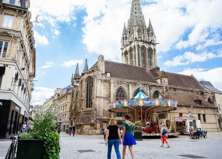 54629-Eglise-Saint-Sauveur-Caen-la-mer-Tourisme—Les-Conteurs–Droits-reserves-Office-de-Tourisme—des-Congres–1500px