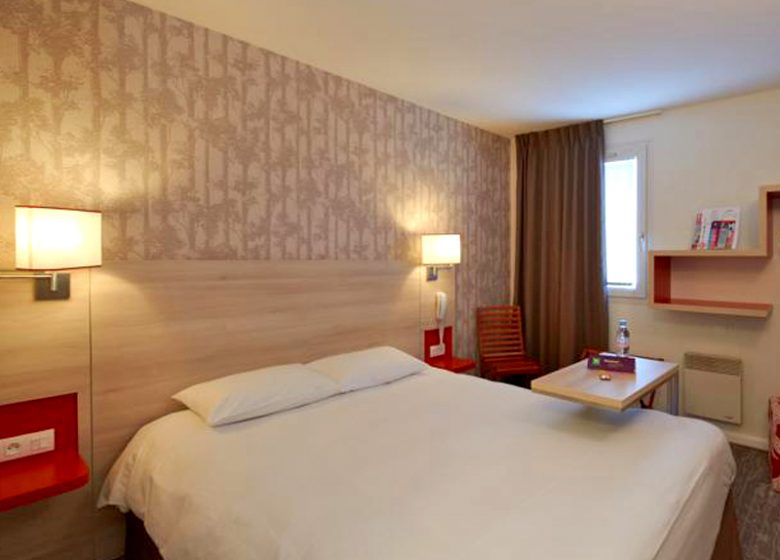 Hotel Ibis Styles – Ouistreham – chambre 3