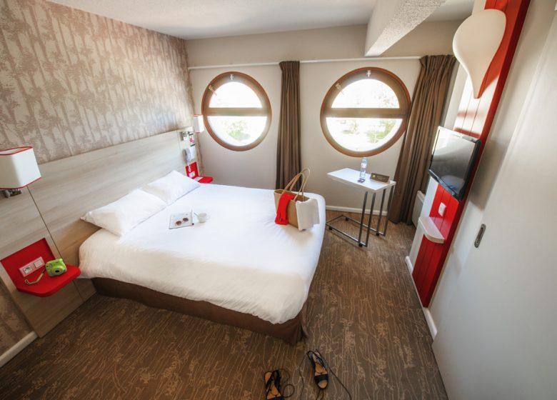 Hôtel Ibis Styles ORB – Chambre double