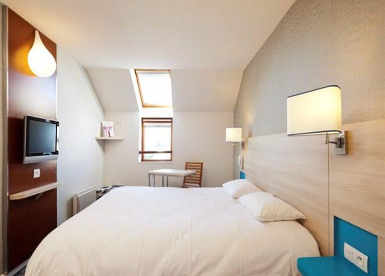 Hotel Ibis Styles à Ouistreham – chambre 2