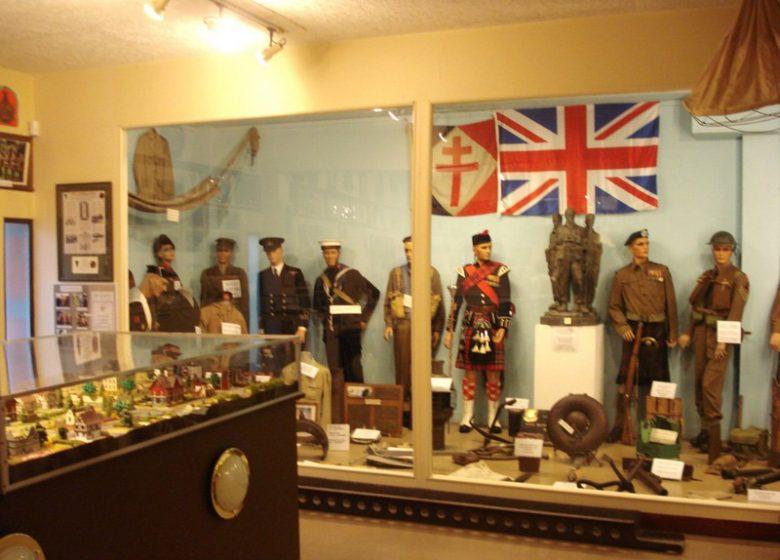 Musée n°4 commando Ouistreham