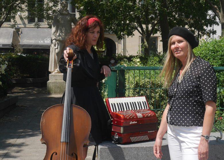 Photo 2 pour les balades musicales Caen