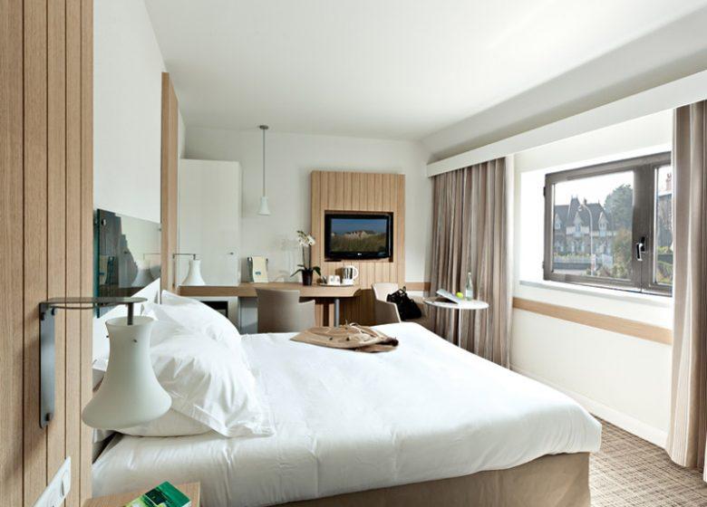 Hôtel Riva Bella Thalazur – Chambre