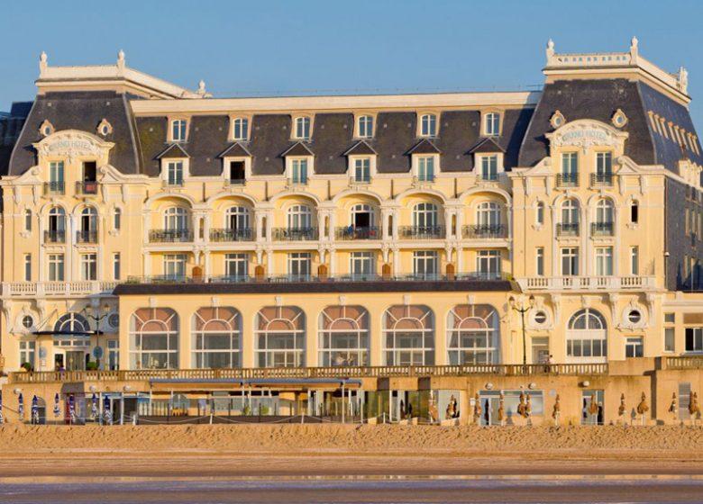 Grand Hôtel de Cabourg – Façade mer