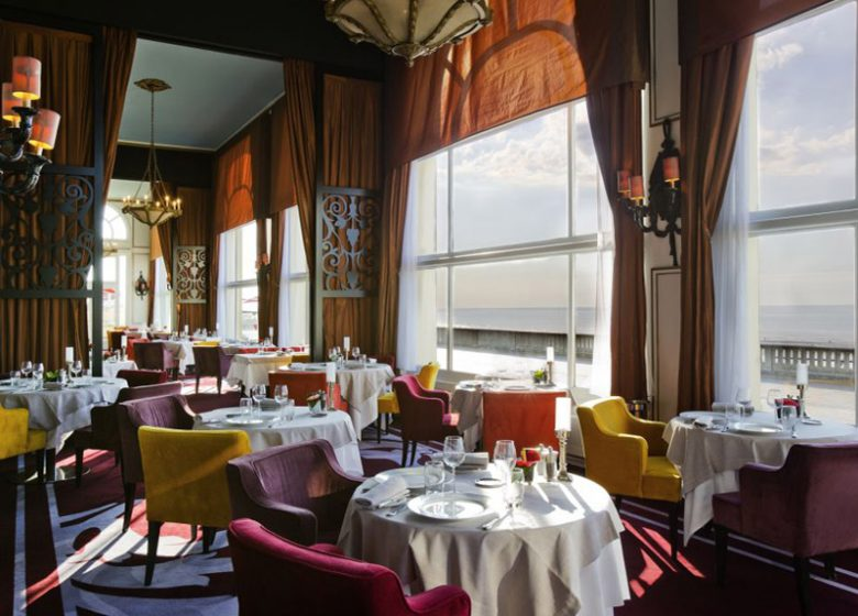 Grand Hôtel de Cabourg – Restaurant