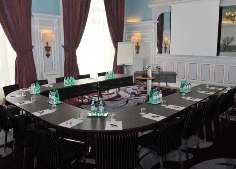 Salle de séminaire du Grand Hôtel